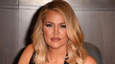The evolution of Khloe Kardashian's face