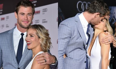 Chris Hemsworth reveals why he was so quick to marry Elsa Pataky!