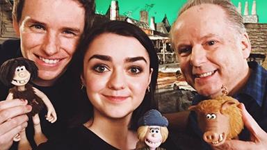 Maisie Williams' exciting new role