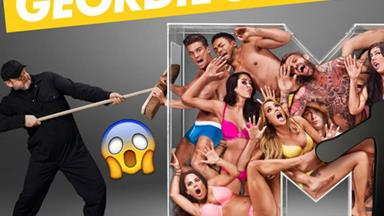 THIS proves that MTV's Geordie Shore is scripted