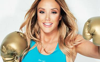 I'm A Celeb star Charlotte Crosby reveals how she lost 20kg and kept it off!