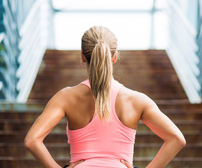 Fitness make you may be making right now.