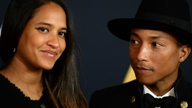 Pharrell Williams and wife Helen Lasichanh have welcomed triplets