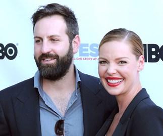 Katherine Heigl and Josh Kelly