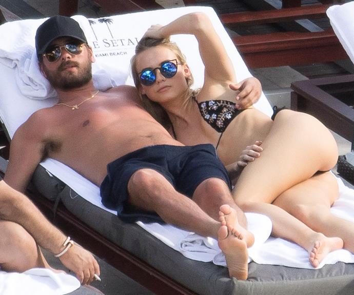 Is Kourtney Kardashian & Scott Disick's reunion over already?