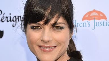 Selma Blair posts a teary Instagram snap - and almost makes us cry in the process