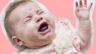 Should you pick up your baby every time they cry?