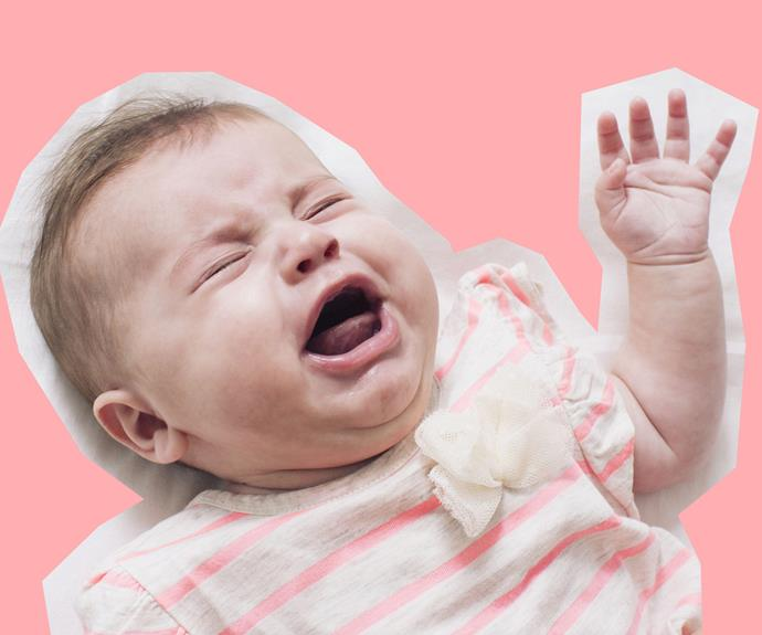 Should you pick up your baby every time they cries?
