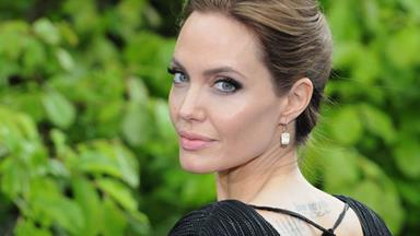 Get your first look at Angelina Jolie's passion project following her divorce