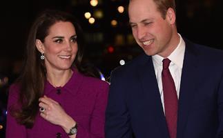 Prince William, Duchess Kate