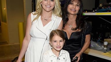 Jamie Lynn Spears' daughter Maddie is awake