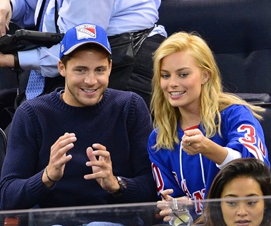 Newlyweds Margot Robbie and Tom Ackerley announce they are expanding their family