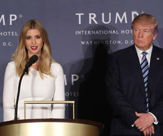 Donald Trump attacks retailer Nordstrom on Twitter… for dropping Ivanka's clothing line