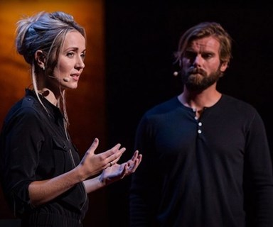 Rape survivor reunites with Aussie man who raped her to share their story