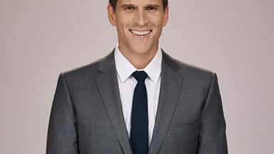 Everyone's favourite love doctor Osher Gunsberg joins I'm A Celeb!