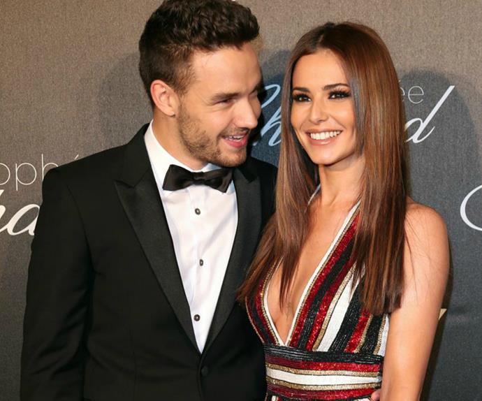 Liam Payne, Cheryl