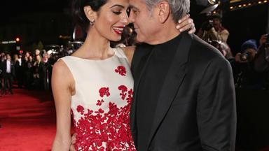 It's confirmed! Amal and George Clooney are expecting twins