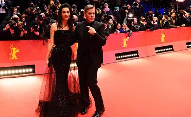 9 times Amal Clooney walked the red carpet and made us question why George was even there
