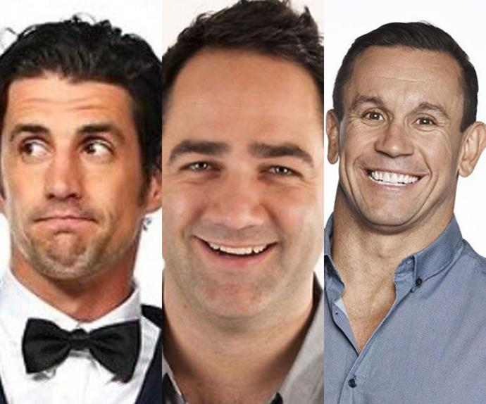 Take 5 announce Australia's top 20 radio hunks
