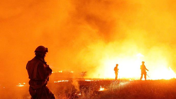 Bushfires wipe out entire NSW town of Uarby as firefighters continue to battle blazes