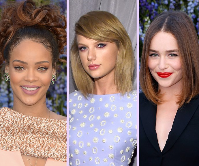 Hollywood's leading ladies celebrate being single