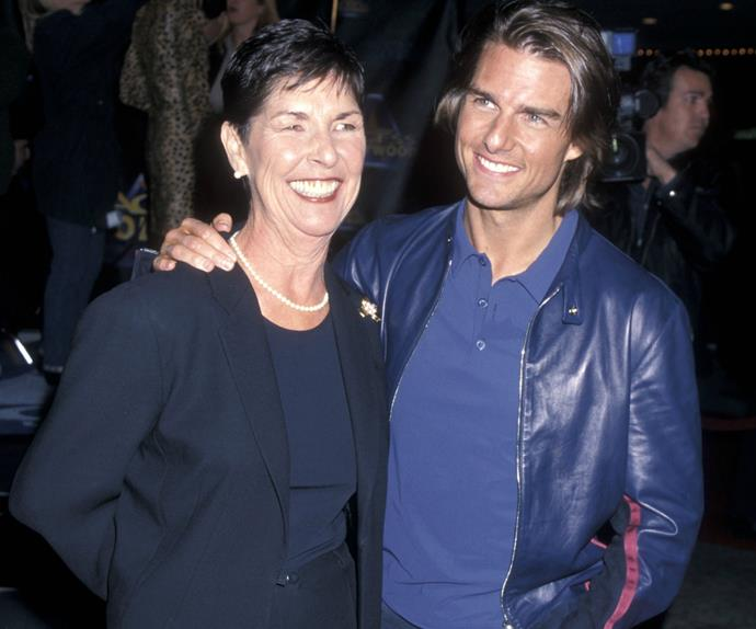 Tom Cruise, Mary Lee South