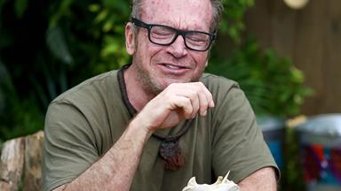 EXCLUSIVE: We can't quite believe it either but Tom Arnold is a secret softie