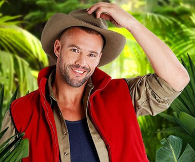 I'm A Celeb's Kris Smith gets teary as he reads letter from son Ethan