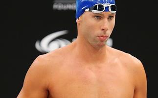 Olympian Grant Hackett arrested again