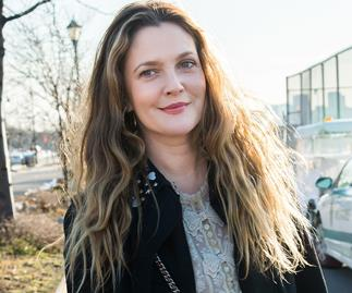 Drew Barrymore's 3-minute makeup routine for busy mums