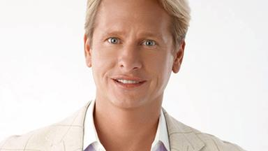 I'm A Celeb's Carson Kressley reveals: 'I'm obsessed with Kris'