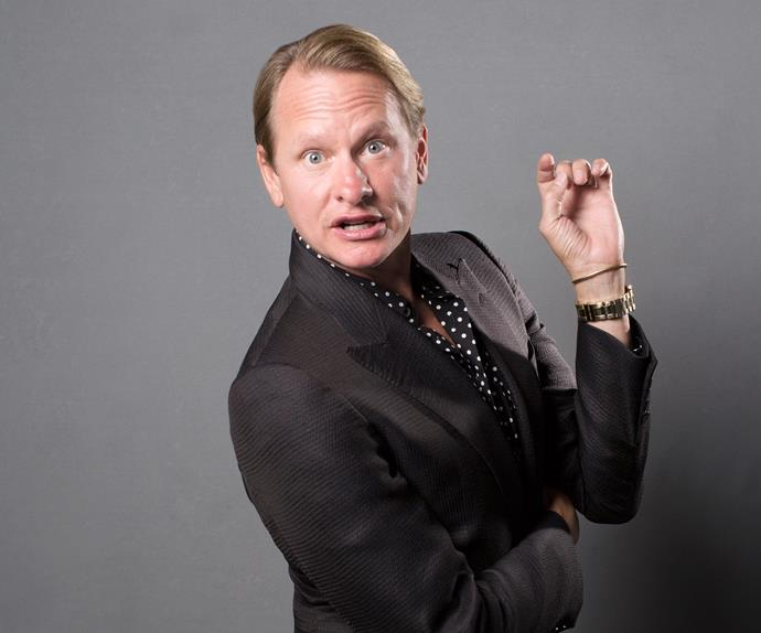 carson kressley celebrity joins im camp personality tv