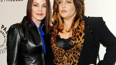 Priscilla Presley caring for Lisa Marie Presley's daughters amid legal battle