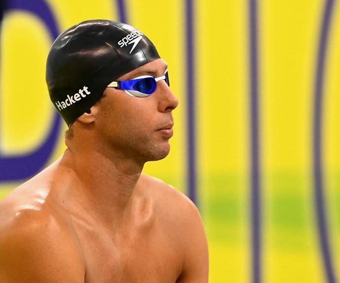 Grant Hackett