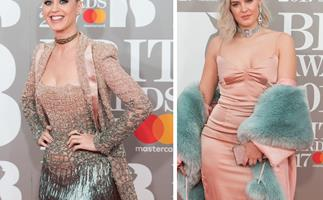 Katy Perry and Anne Marie