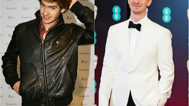 Check out what these Oscar nominees wore on their first red carpet