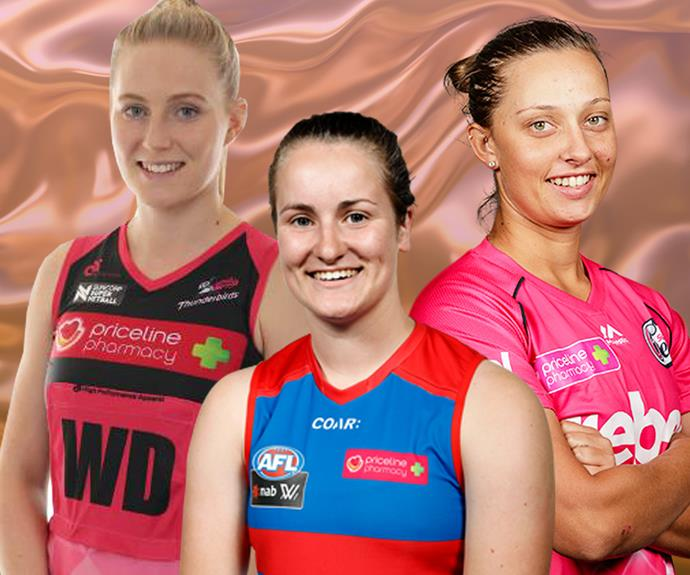 Meet the next generation of Aussie sporting legends... and yes they're all women
