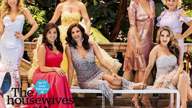 The Real Housewives of Sydney are finally here