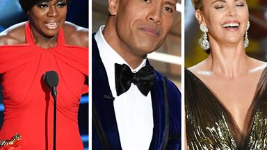 Inside the 89th Annual Academy Awards