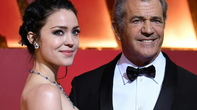 Mel Gibson shares first look at suited-up baby Lars