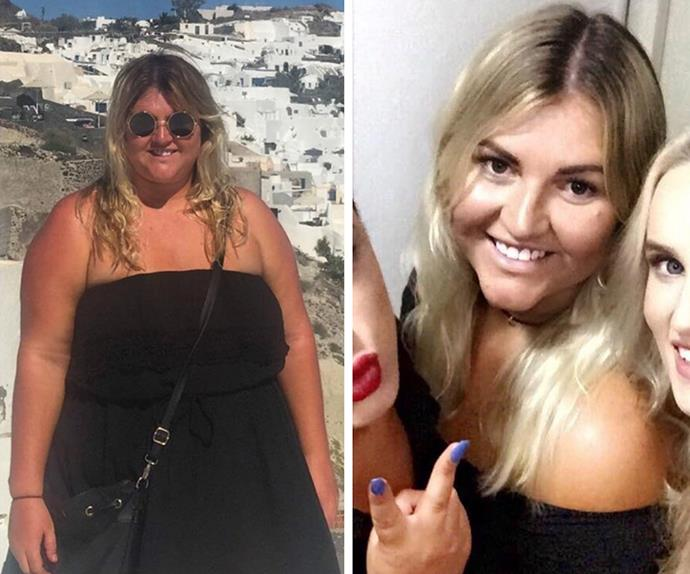 How this KFC-addict lost 45g in six months