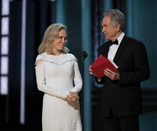Warren Beatty, Faye Dunaway