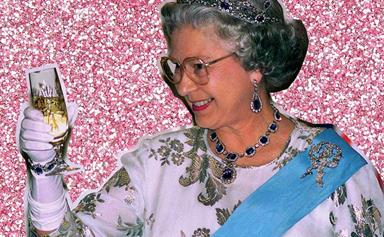 Food fit for a queen! What's really on the menu at Buckingham Palace?