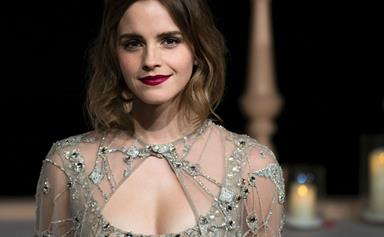 Emma Watson won't take a selfie with you, but she'll do one better