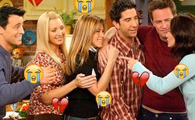 Phoebe, no! Lisa Kudrow shuts down our dreams of a Friends reunion