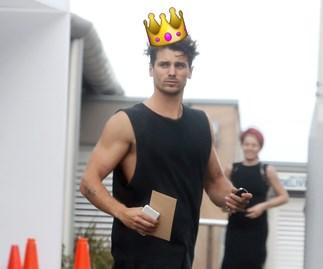 Matty J The Bachelor