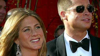 Brad Pitt texts Jennifer Aniston amid split from Angelina Jolie