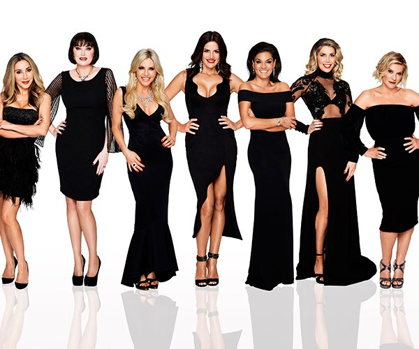 The Real Housewives of Sydney cast