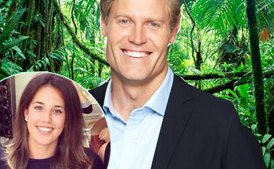 EXCLUSIVE: It's love in the jungle for Dr Chris Brown