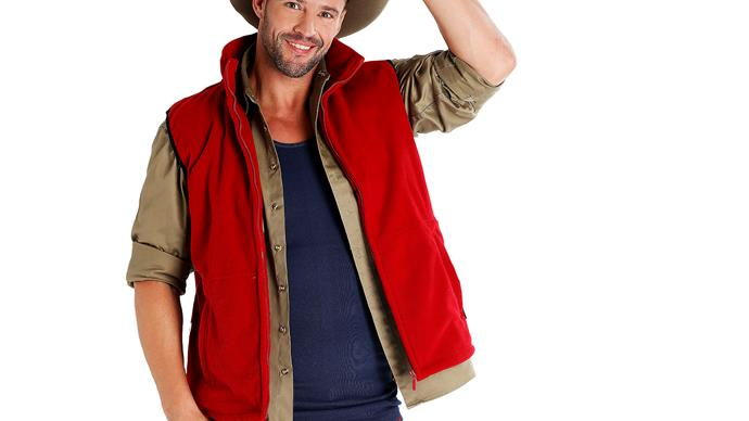 Kris Smith, I'm A Celebrity... Get Me Out Of Here